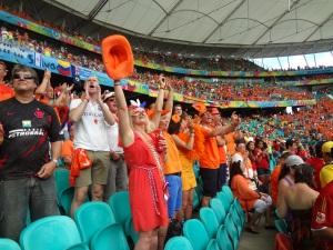 Fanáticos holandeses