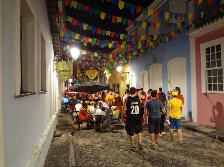 Calles de Pelourinho