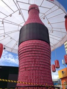 Coca-Cola presente el Fan Fest