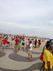 Copacabana, fiesta perpetua